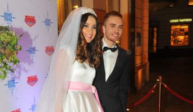 Бывший муж Дайнеко сыграл свадьбу с роковой красоткой