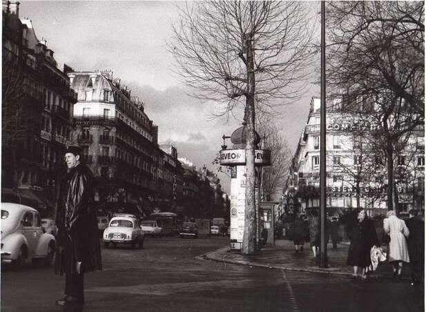 Ретро Париж