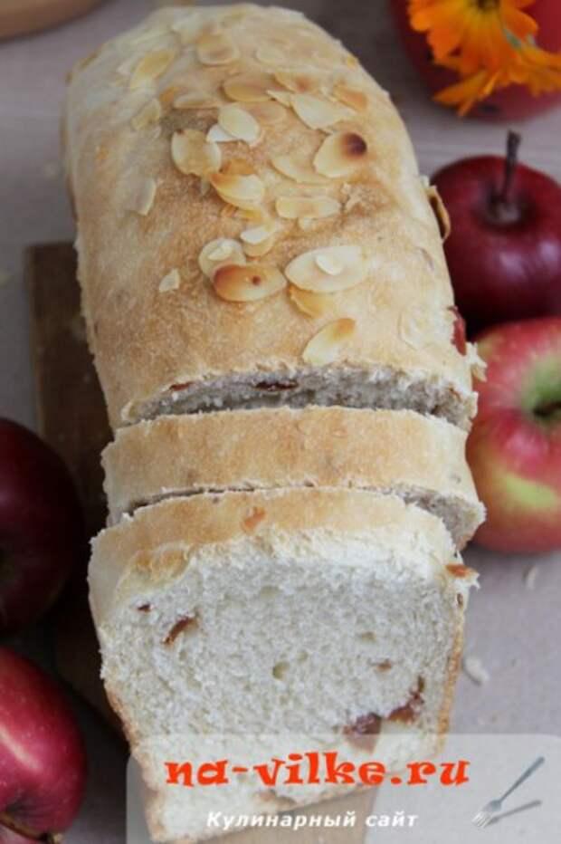 Яблочный хлеб (Apple bread)