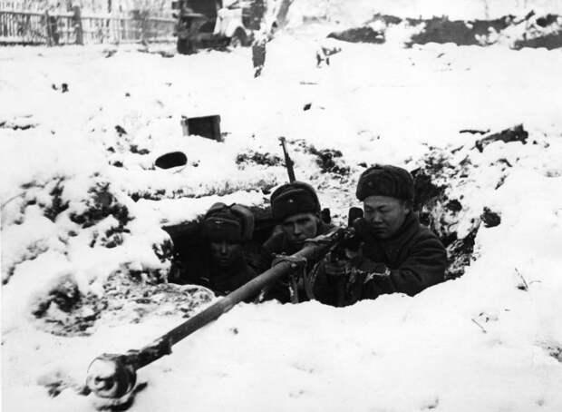 5 декабря - День начала контрнаступления советских войск под Москвой