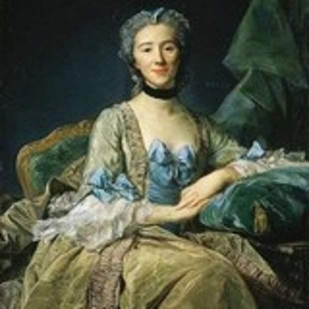 Портрет госпожи де Соркенвиль