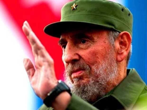 Фидель Кастро выразил свое восхищение героизмом советских людей