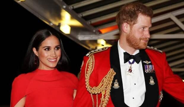 Брак с Меган Маркл превратил принца Гарри в «тень самого себя»
