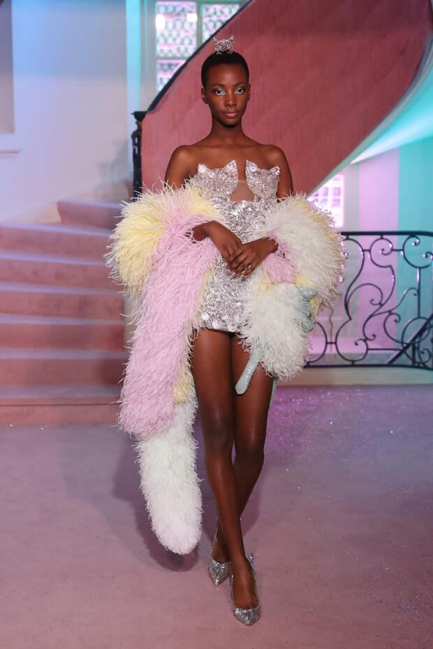 Ulyana Sergeenko Couture весна-лето 2020