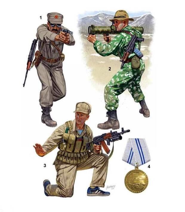 Советский спецназ в Афганистане