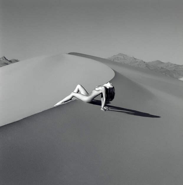 Фотографии в стиле ню от известного итальянского мастера