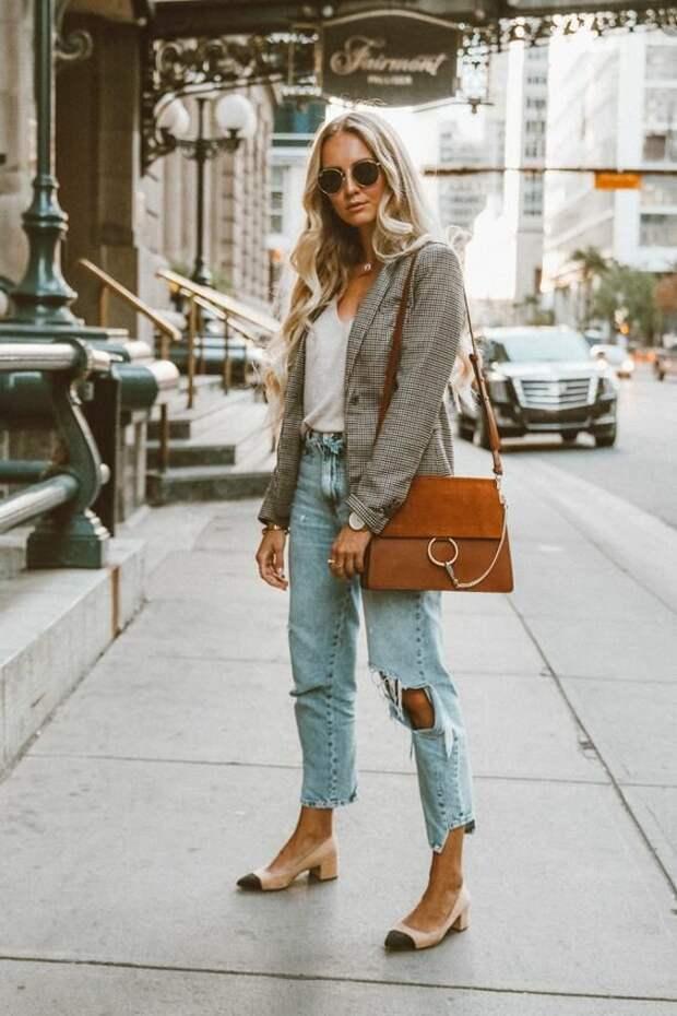 Топ-5 моделей джинсов, которые есть в гардеробе ухоженной леди