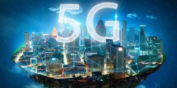5G пришел в Швецию