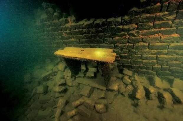 Изумительный подводный город