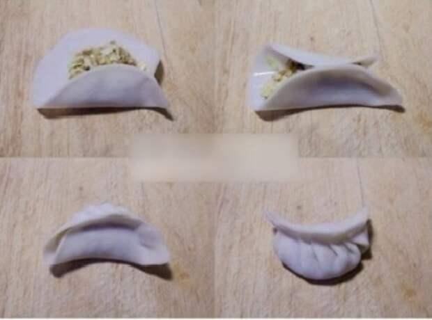 Фото формы пельменей красивых