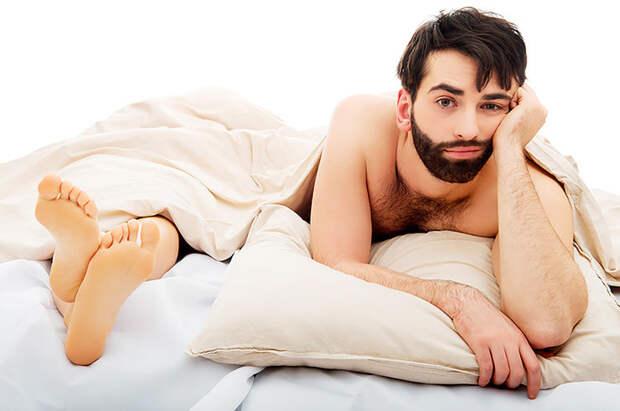 «Не люблю звуки»: 7 откровений мужчин о неприятных ситуациях в сексе