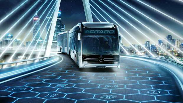 Новый городской электробус с твердотельным аккумулятором: 220 км на одной зарядке