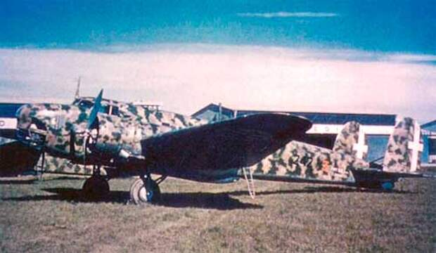 Самолет BR.20M