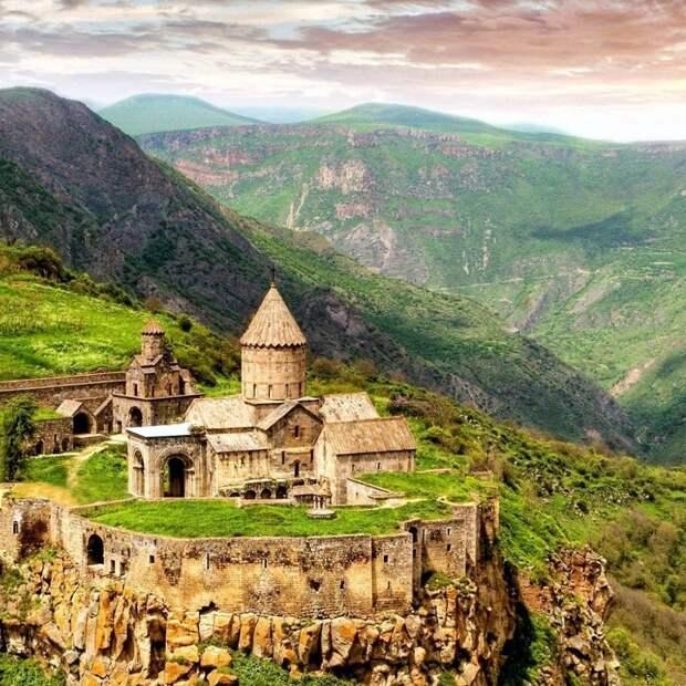 Туризм в Армении: история, факты и преимущества