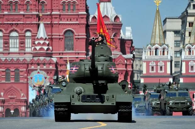 Корпус танка Т-34 разработал Михаил Таршинов