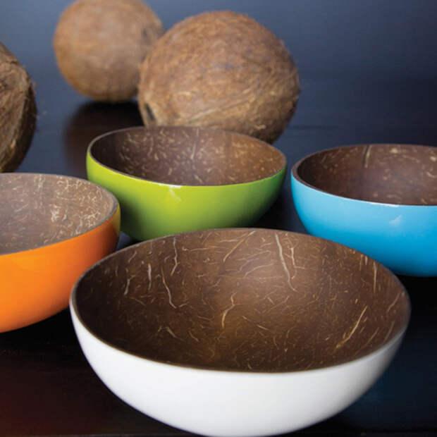 Что можно сделать из кокоса: идеи для творчества