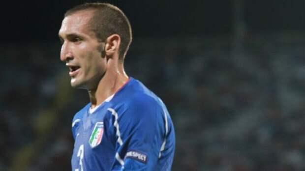 Защитник «Ювентуса» исборной Италии Кьеллини может завершить карьеру
