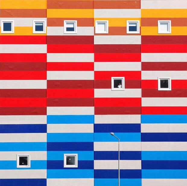 Цвет VS форма: современная архитектура Стамбула