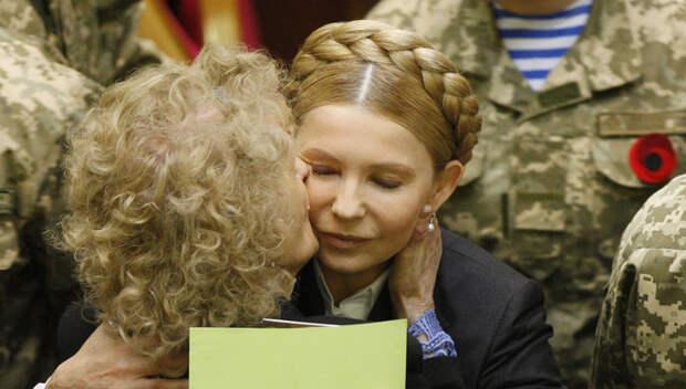 Украинцы собрали подписи об отправке Юлии Тимошенко в Гондурас