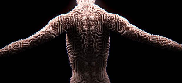 Люди меняющие текстуру кожи на видео Kouhei Nakama
