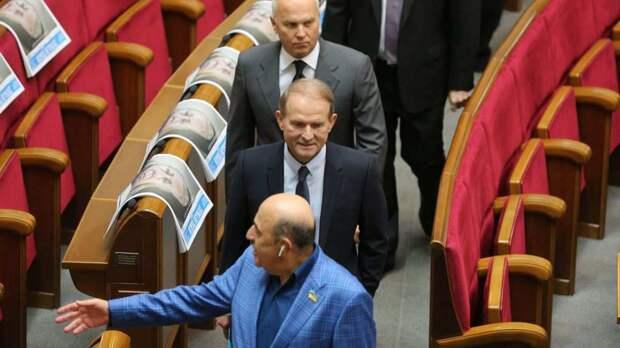 Политолог: Медведчуку осталось лишь сотрясать воздух