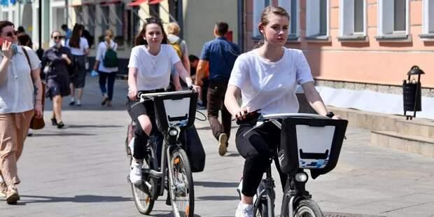 Портал «Узнай Москву» пригласил на велопрогулку по местам из русской классики