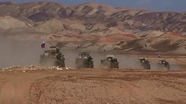 Мотострелки ВС РФ проводят антитеррористические учения в Таджикистане