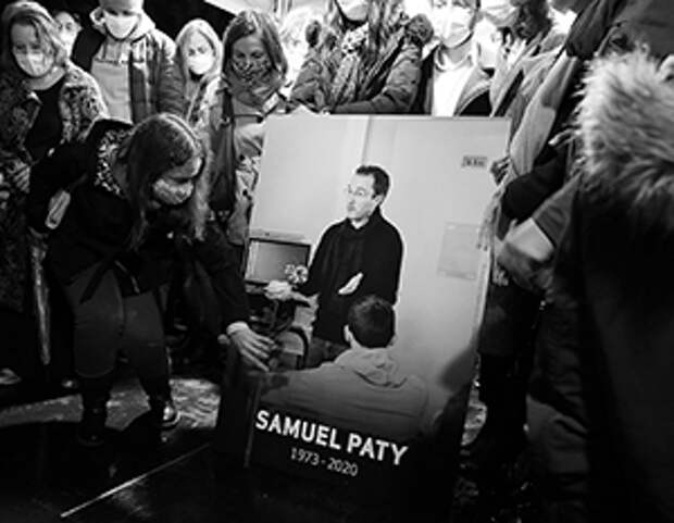 Трагедия с учителем истории заставила Францию обратить внимание на чеченцев