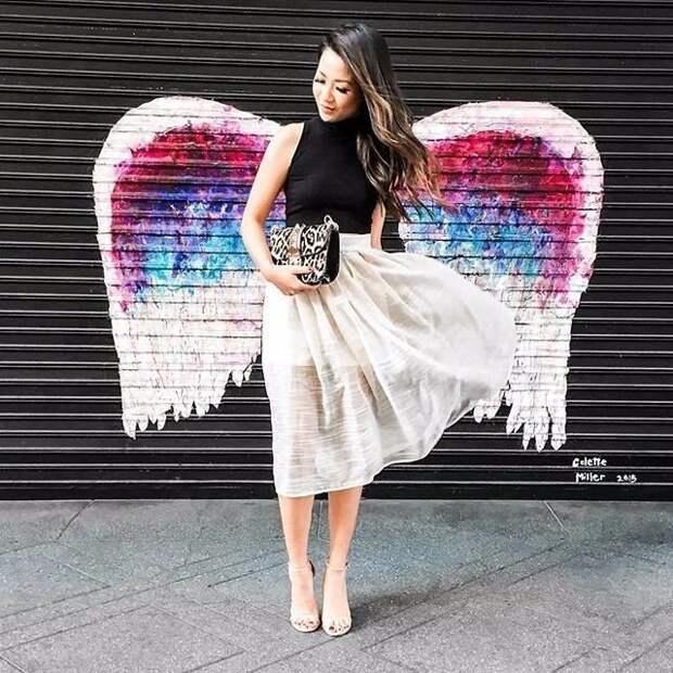 Просто крылья