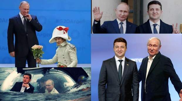 Встреча Путина и Зеленского пройдёт в Крыму
