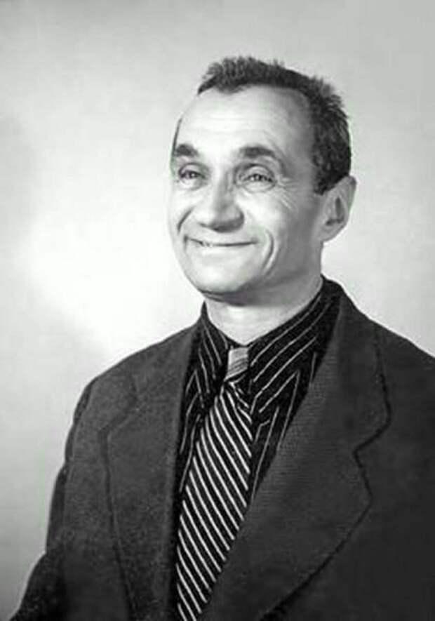 7 ноября 1903 года родился Георгия Милляр