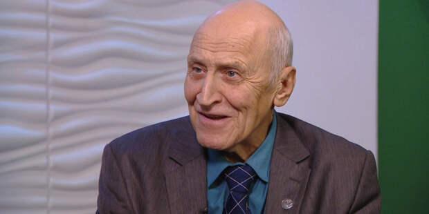 83-летний Николай Дроздов стал тиктокером (ВИДЕО)