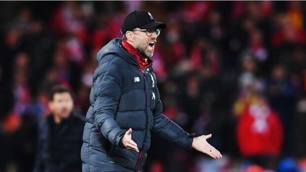 «РБ Лейпциг» — «Ливерпуль»: букмекеры оценили шансы команды Клоппа вылететь уже в 1/8 финала