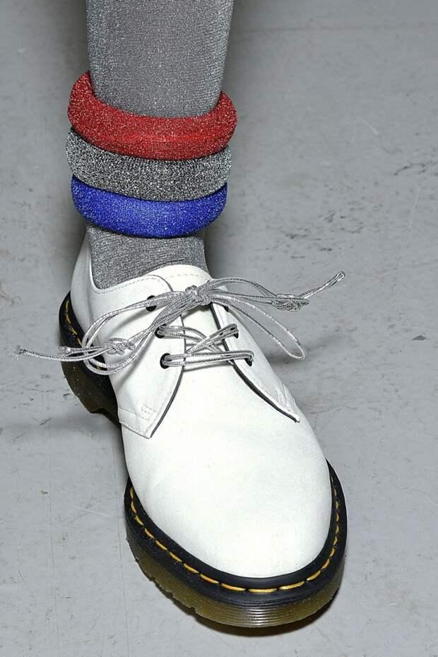 Модная обувь осень 2018 Коллекция Sadie Williams