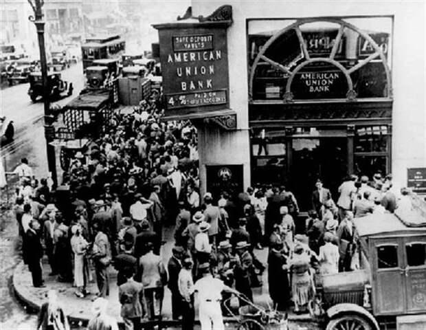 9 фото, на которых изображено всё отчаяние Великой депрессии в США