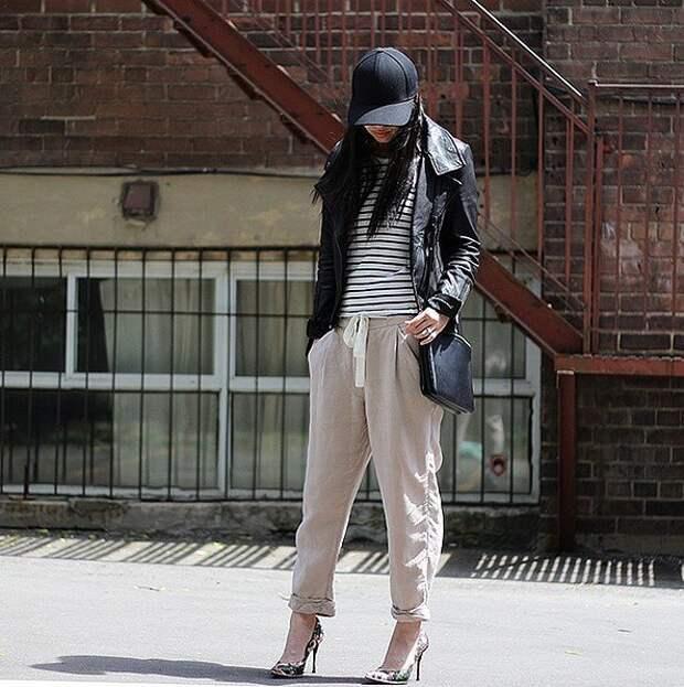 Одеваться как житель Нью-Йорка