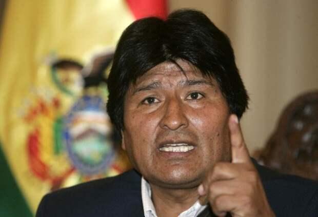 Президент Боливии назвал Чили «латиноамериканским Израилем»