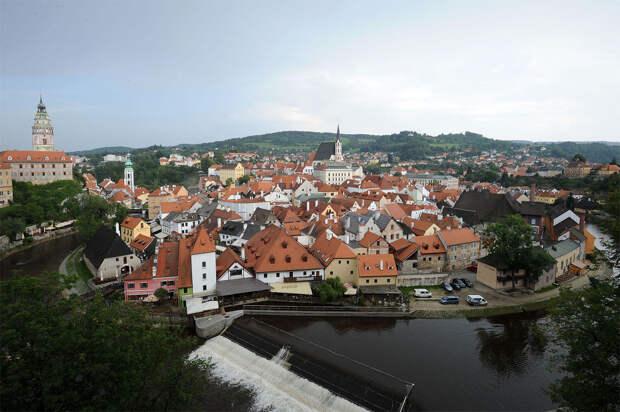 Сказочный Чешский Крумлов