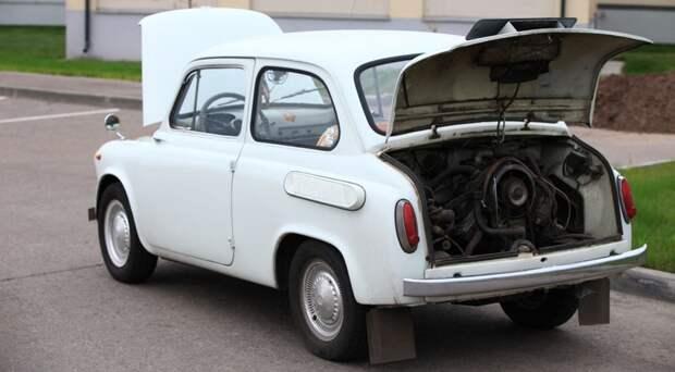 Опыт владения ЗАЗ-965А: мечта родом из детства ЗАЗ-965А, авто