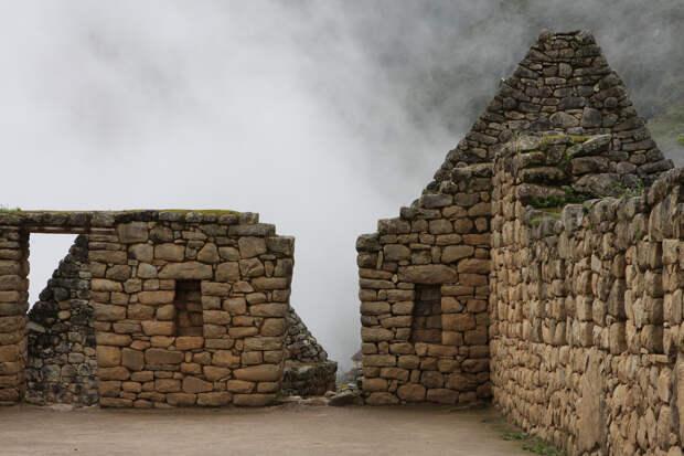 Перу. Мачу-Пикчу. (Mathew Knott)