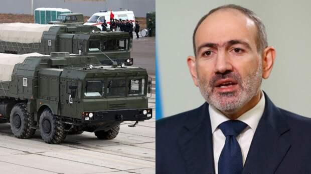Юрий Котенок: Пашинян дискредитирует российское оружие в интересах США