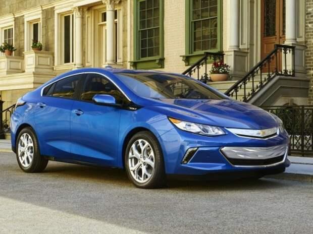 В Детройте дебютировал новый Chevrolet Volt (ВИДЕО)