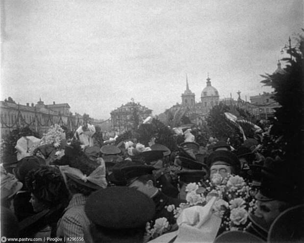 Москва 1900-1914 годов в фотографиях Сергея Челнокова Сергей Челноков, архив, история, москва, фото