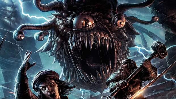 Узнай всё о Бехолдерах | Dungeons and Dragons Lore