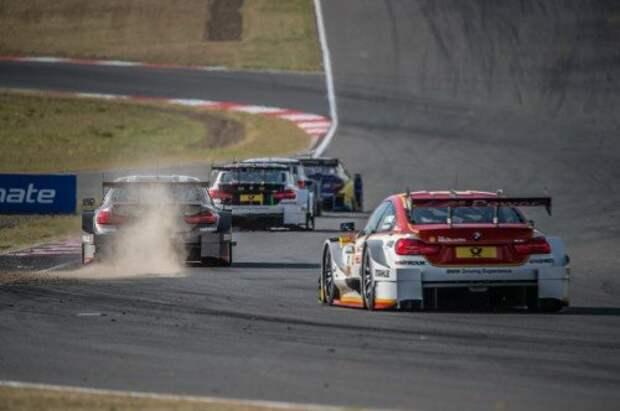 DTM: фоторепортаж с Moscow Raceway