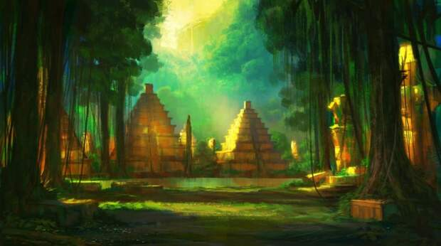 Золотой город Инков
