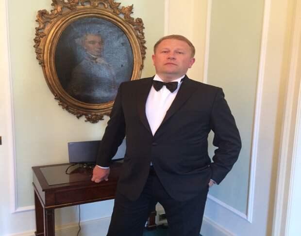 Юрий Якубов предложил своб помощь Андрею Макаревичу (Фото - личный архив Юрия Якубова).