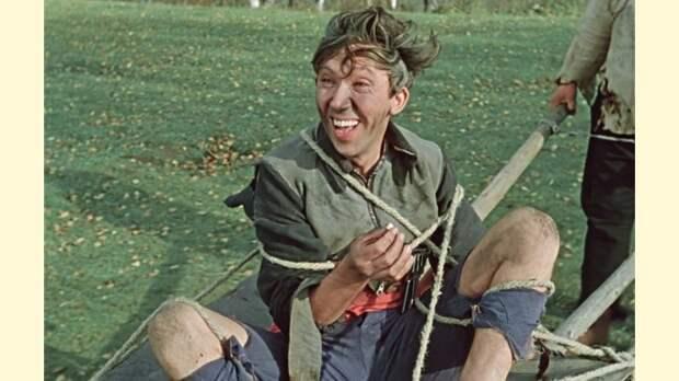 История комедии «Пёс Барбос и необычный кросс»