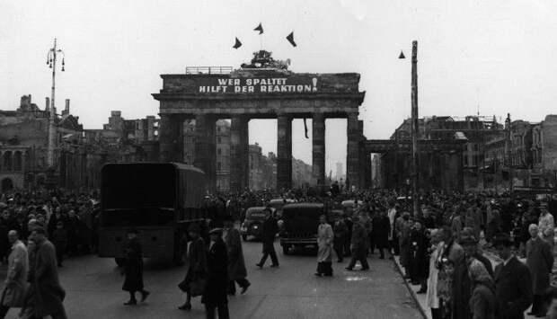 Берлинский кризис. На грани ядерной войны
