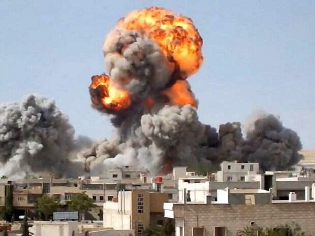ВКС России нанесли удар по «спящим ячейкам» боевиков в Сирии
